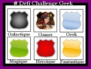 Défi Challenge Geek