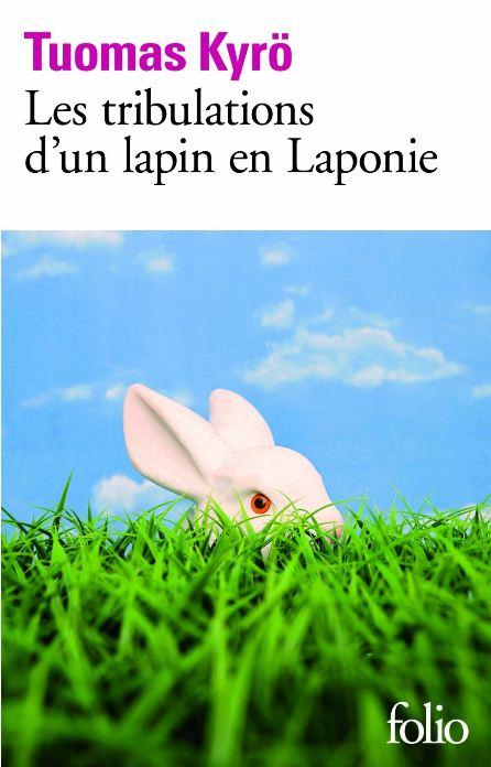 Les tribulation d'un lapin en Laponie