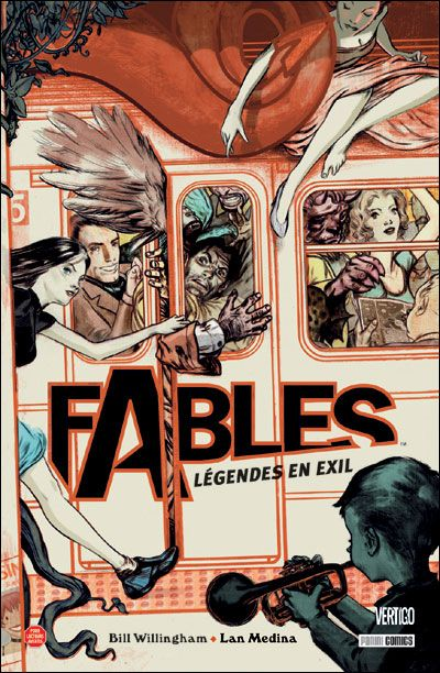 Fables tome1